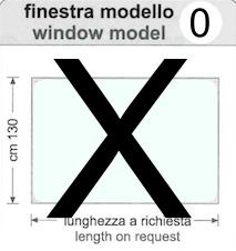 NO finestratura
