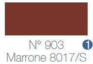 Marrone Ral8017/S