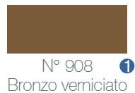 Bronzo verniciato 908