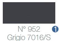 Grigio 7016/S