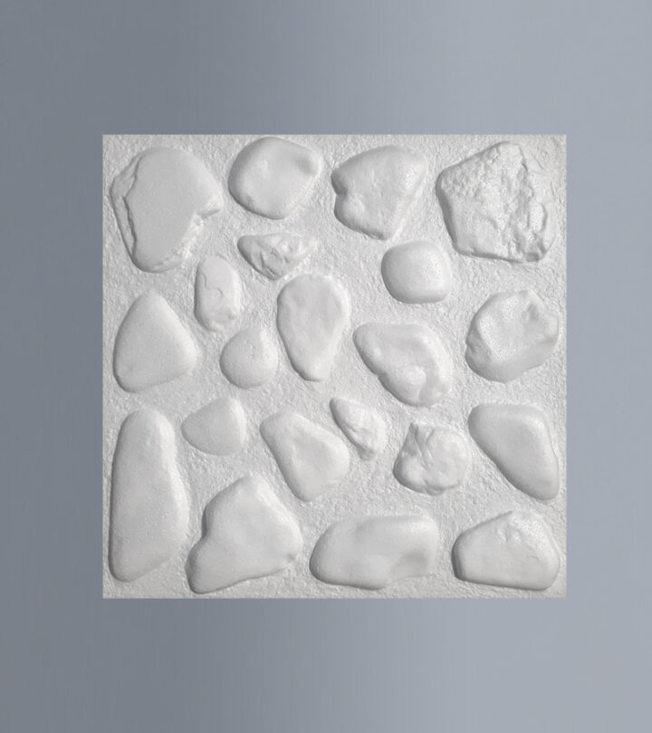 SASSI DEL DANUBIO 51,5×51,5×3