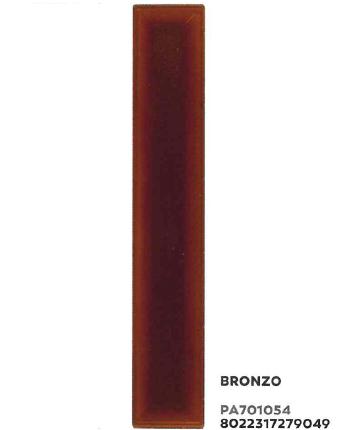 Vetro Molato Bronzo