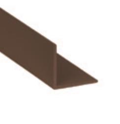RA160K Profilo paraspigolo PVC espanso 25×25