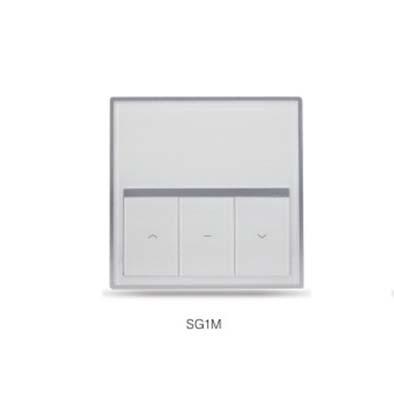 Radiocomando SG1M 1 canale serie a parete SG8