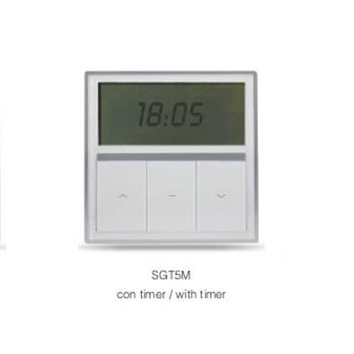 Radiocomando SGT5M 15 canal 5 serie a parete SG8